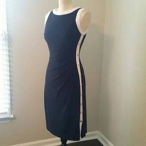 Ralph Lauren Black Jersey Dress, 4